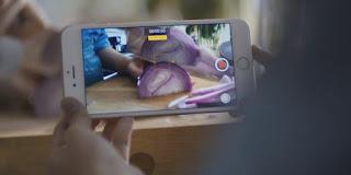 Apple pamer kehebatan kamera video iPhone 6s