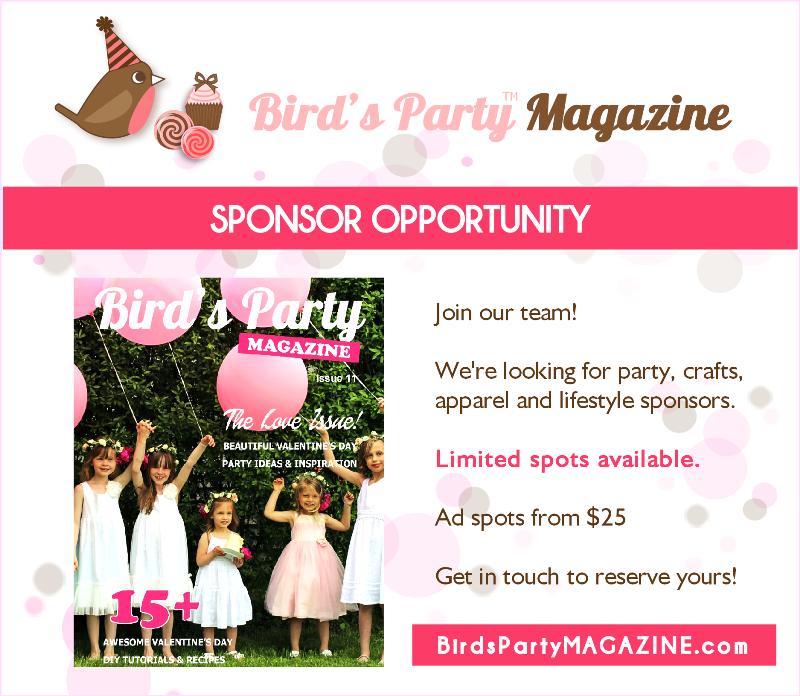 Party Ideas and Printables Blog Magazine