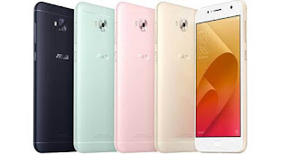 Cara Reset Pola Asus Zenfone 4 Selfie Lite, 4 Selfie Pro, 4 Max Pro