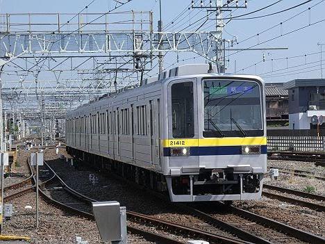 【ダイヤ改正後に8000系引退!】20400型の東武宇都宮線 ワンマン 栃木行き