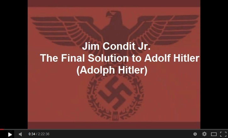 The Final Solution to Adolf Hitler