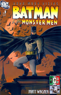 batman monster