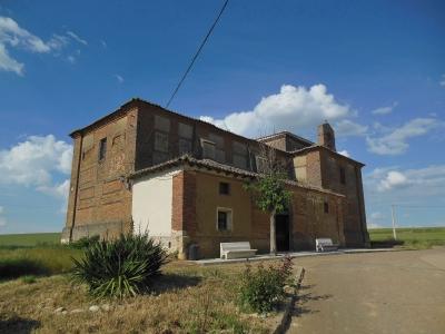 Calzadilla de los Cueza, Camino, Meseta, Jola Stępień