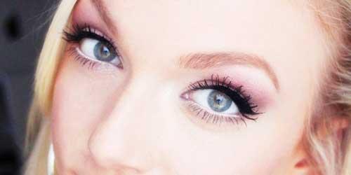 maquillaje de ojos para bodas de dia