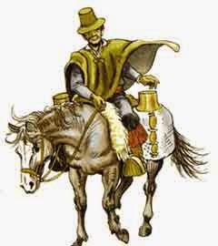 Mi Sala Amarilla: El comercio en la época colonial. Recursos para el aula
