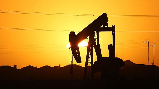 El precio del petróleo cae tras haber alcanzado un máximo de más de dos años