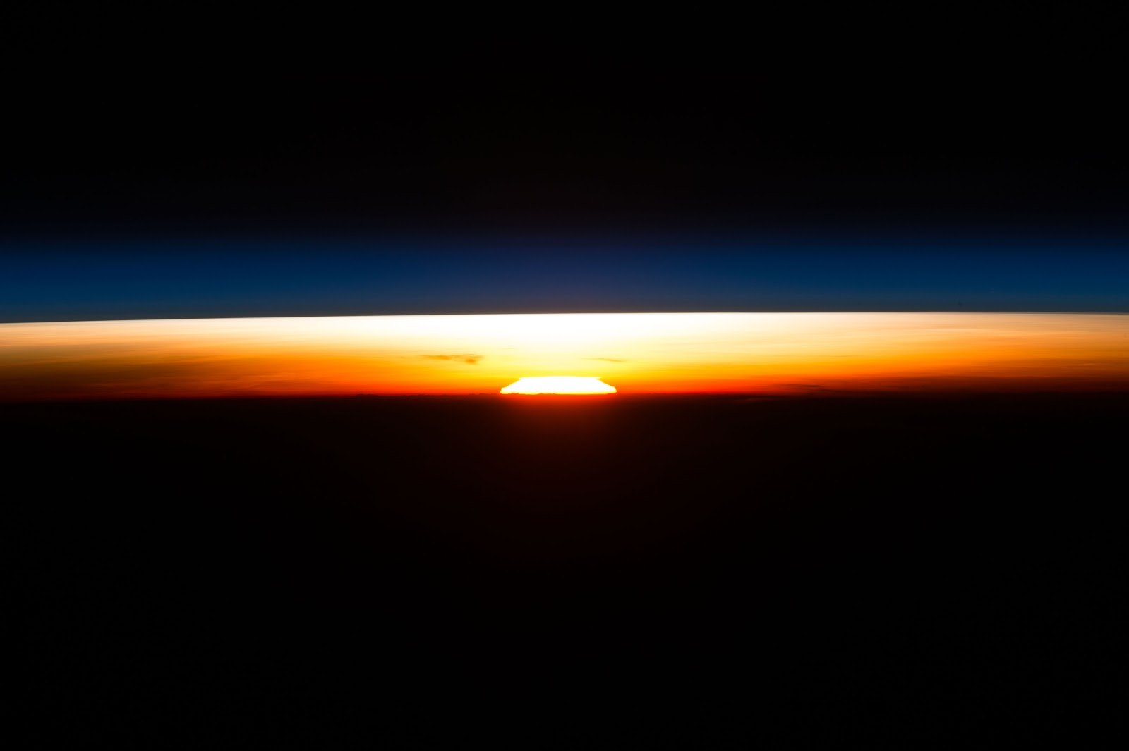 space station sunrise wallpaper - photo #29