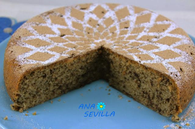 Bizcocho de plátano y chocolate olla GM Ana Sevilla