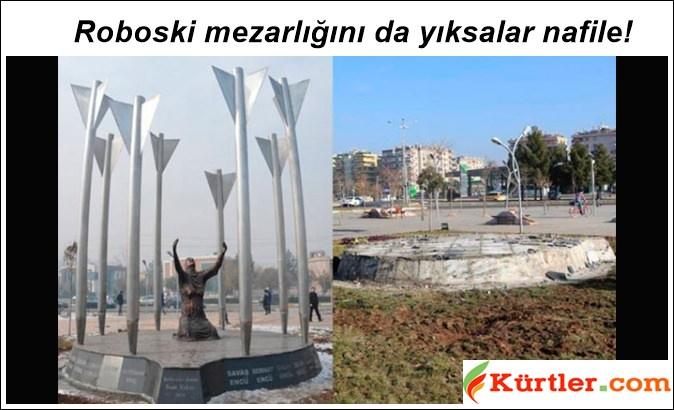 diyarbakır kayyum uludere katliam anıtı