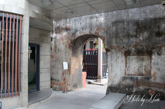 【澳門景點】哪吒廟、舊城牆遺址。各名列世界遺產