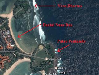 Pantai Nusa Dua – 10 Aktivitas Yang Mungkin Bisa Dilakukan