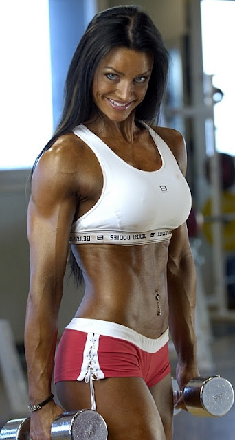 cecilia benjaminson-female fitness models-fitness beauties