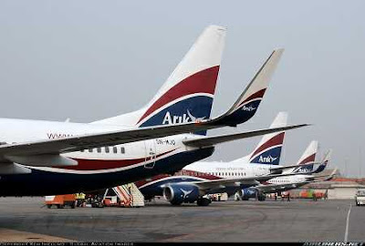 Nigerian Government Takes Over Distressed Arik Airline, Gives Lifeline