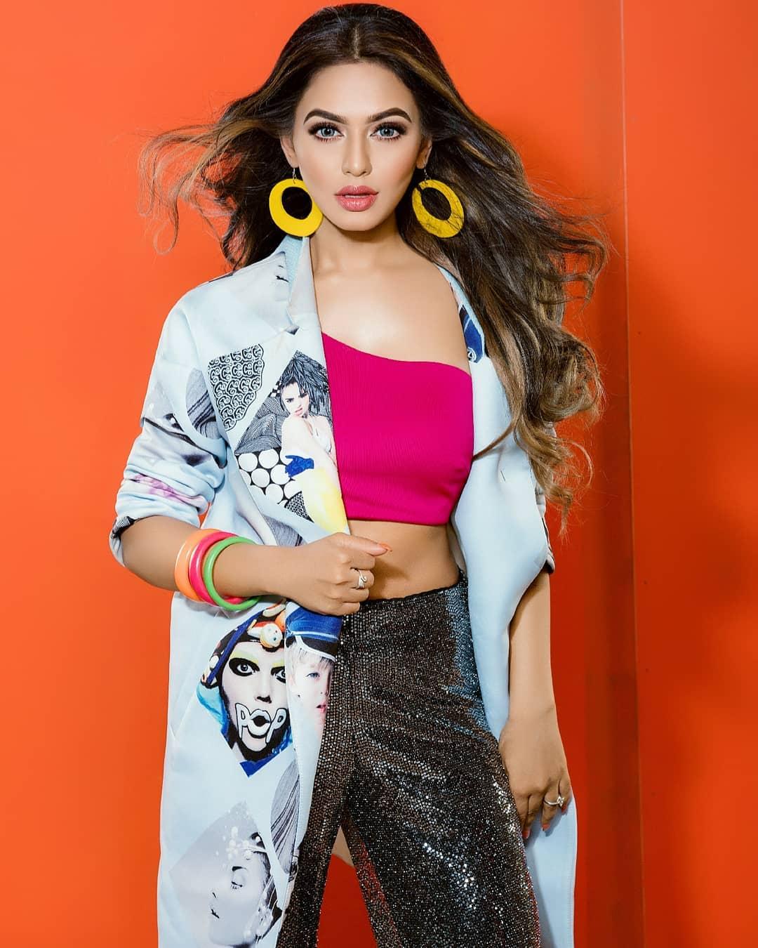 Nusraat Faria Pictures - HD Actress Photo