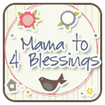 Mama to 4 blessings
