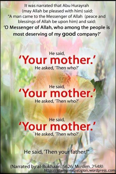 parents quotes in islam - photo #24