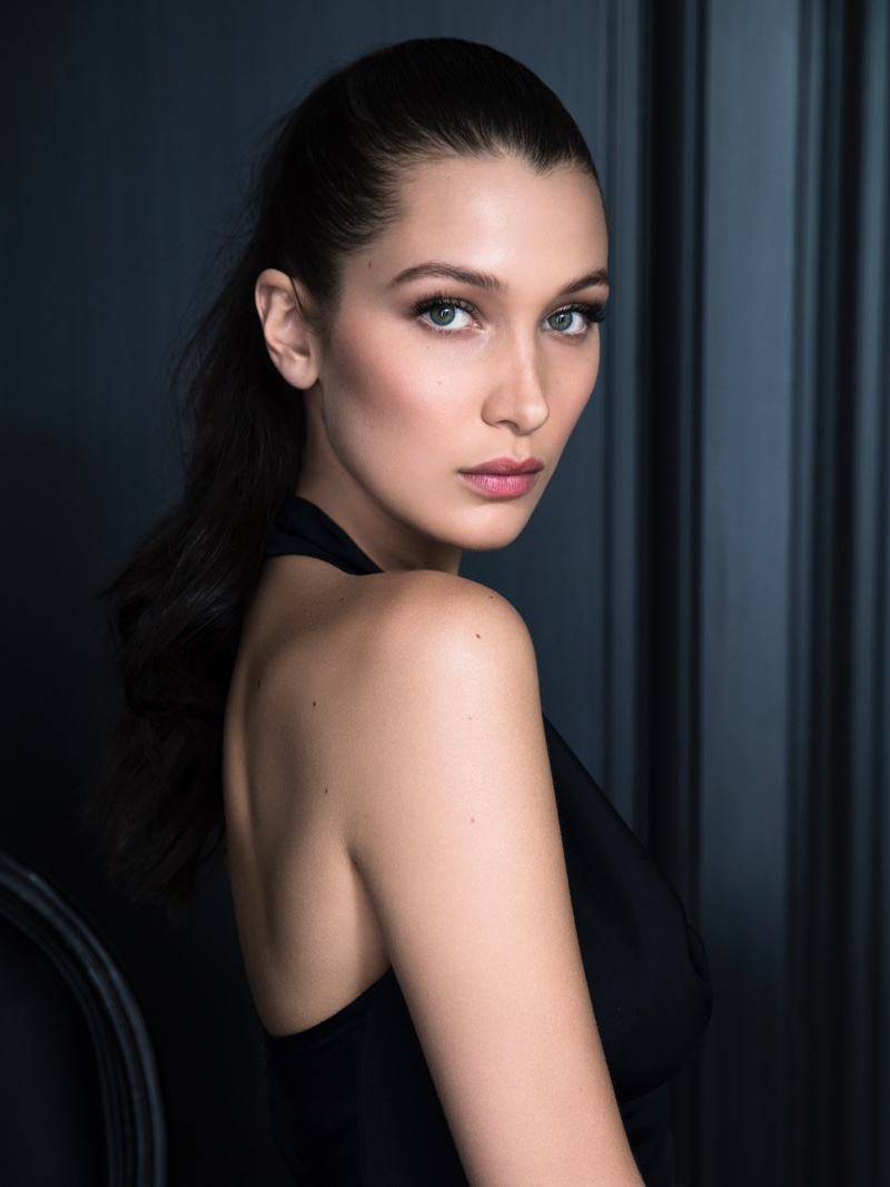 Bella Hadid stars in the Diorshow Pump N Volume Mascara Campaign