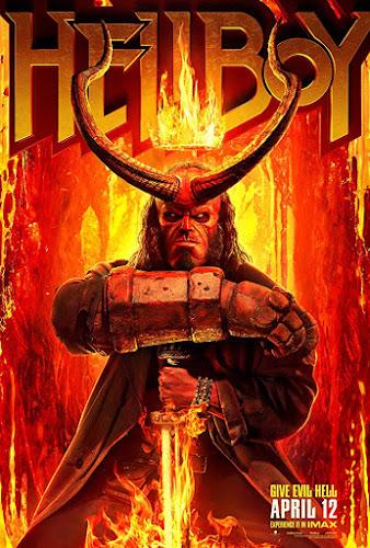 Hellboy (BRRip 1080p Dual Latino / Ingles) (2019)