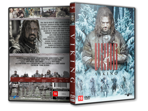Capa DVD Viking [Exclusiva]