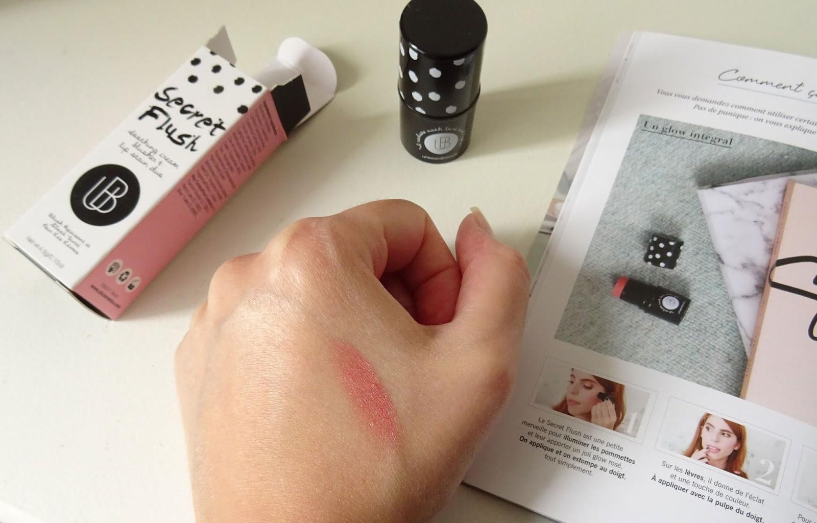 #Glossybox Universal Beauty Cosmectics