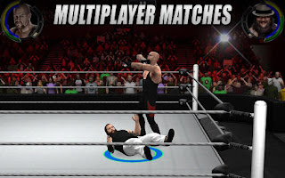 download WWE 2K for Android dengan cara install lengkap