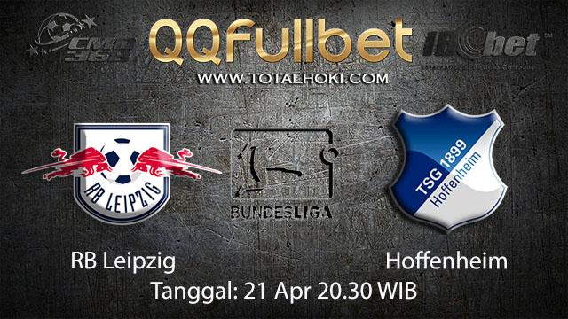 BOLA88 - PREDIKSI TARUHAN BOLA RB LEIPZIG VS HOFFENHEIM 21 APRIL 2018 ( GERMAN BUNDESLIGA )