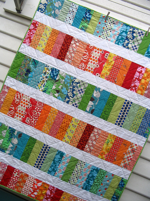 Red Pepper Quilts: Zig Zag Quilt