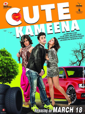 Cute Kameena 2016 Hindi Full Movie Download