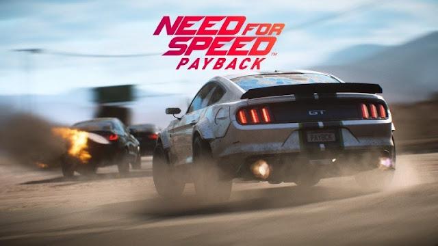 الكشف عن القائمة النهائية للسيارات في لعبة Need for Speed Payback
