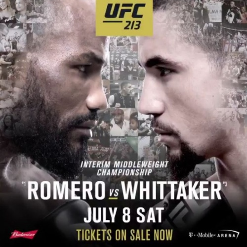 Watch UFC 213 Romero vs Whittaker Online Free 2017 Putlocker