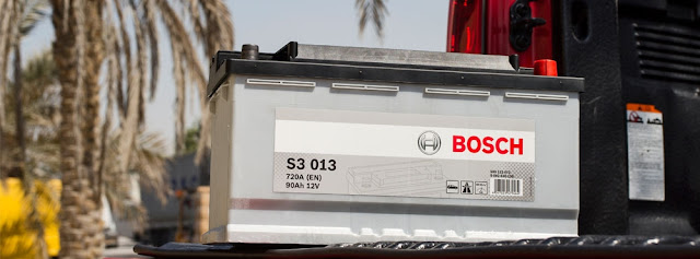 car battery Dubai