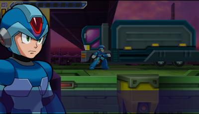 【PSP】洛克人:反亂獵人X中文版(Mega Man Maverick Hunter X)!