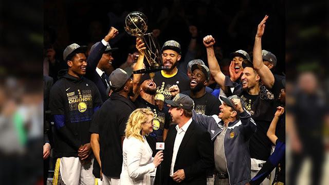 Kevin Durant MVP NBA 2018