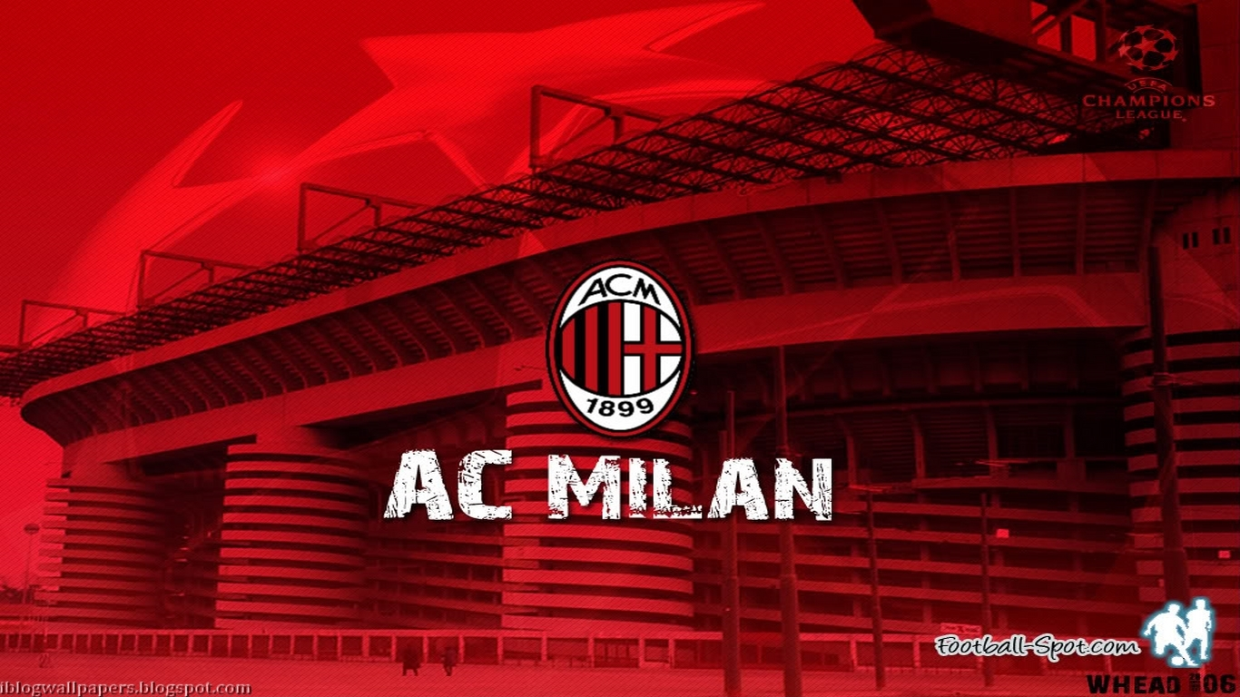 Wallpaper Real Madrid Hd Ac Milan Wallpapers New Collection 3 Free Download