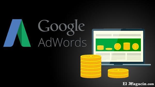 cuanto cobra google adwords por su publicidad online
