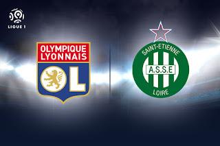 Lyon - St.Etienne Canli Maç İzle 23 Kasim 2018