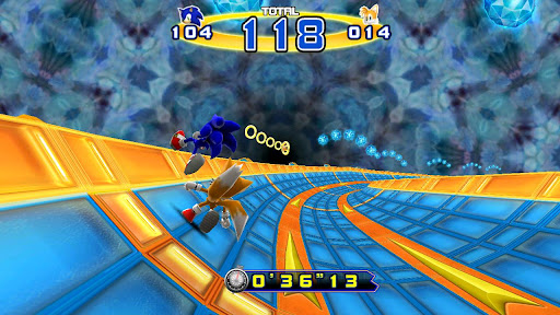 Sonic 4 Episode II HD v1.3 APK