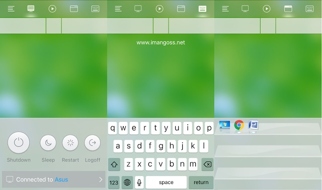 In this post, you will learn on how to make your iPhone as a remote to control Mac/PC.
