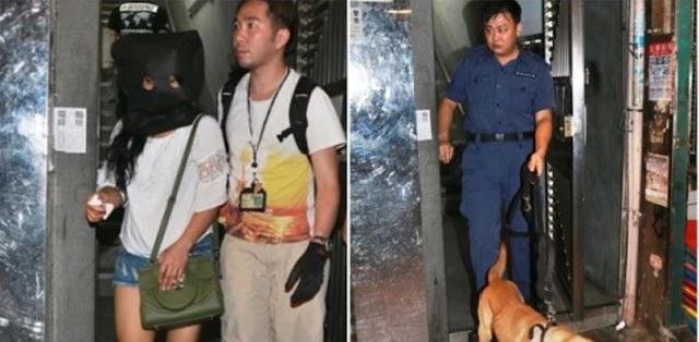 Lagi, TKW Paperan Indonesia Dibekuk Polisi Hong Kong Karena Narkoba