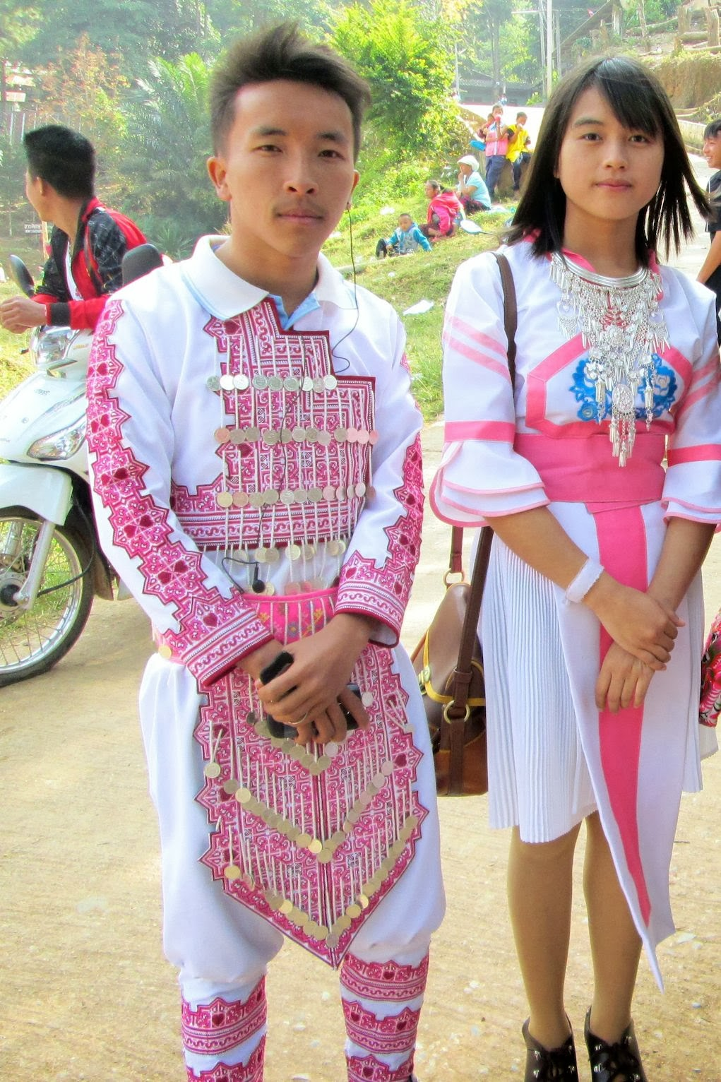 Rice Harvests and Tennis Balls: A Hmong New Year | So Little Thai