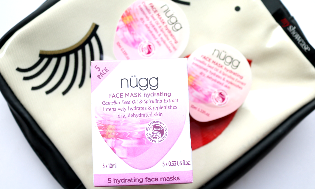 nügg Hydrating Face Masks Pack