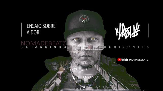 Nomadebeatz lança o single Ensaio sobre a dor, com participação do grupo carioca Lado A.