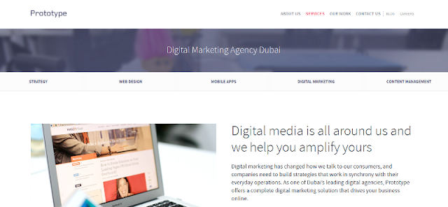 reliable digital interactive company in Dubai