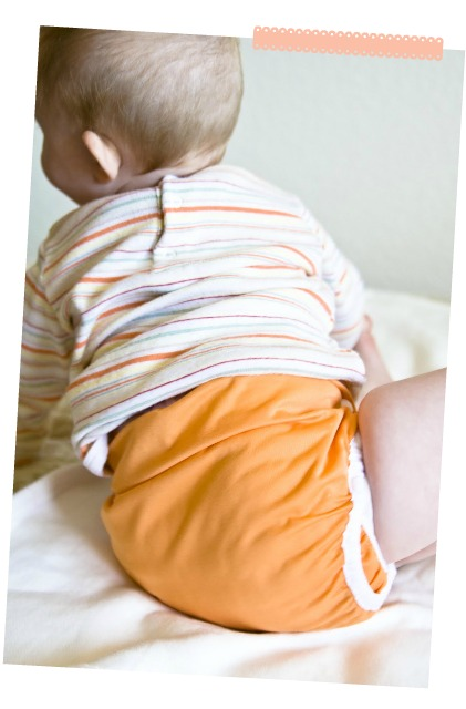 leg gussets on mango thirsties duo wrap diaper cover