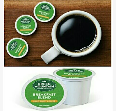 Ground Coffee Keurig K-Cup Fresh Blend Pods