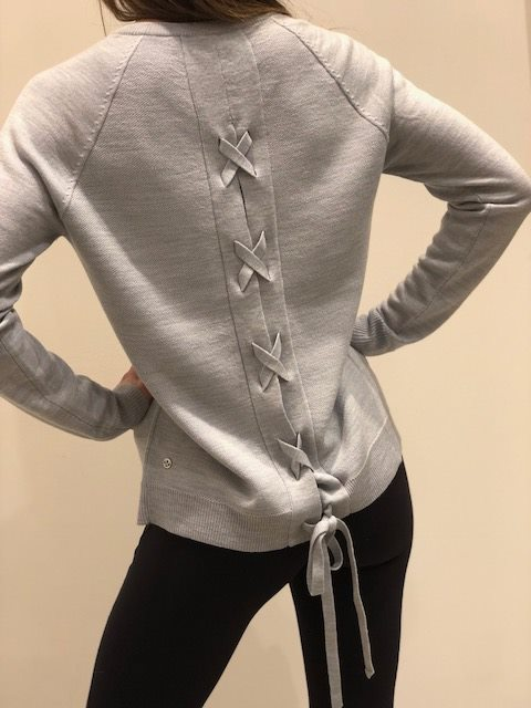 lululemon tied-to-you-sweater