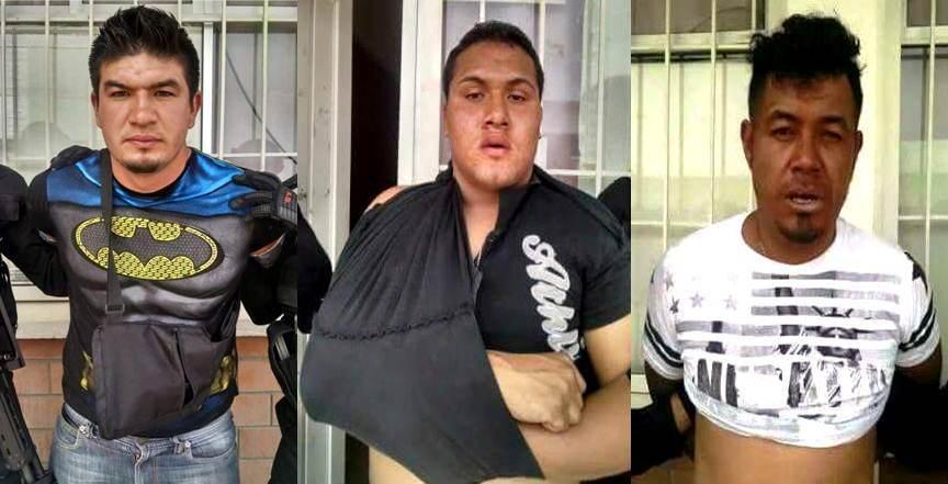 El mexiquense hoy caen por robar tienda elektra en for Jardin 7 hermanos ecatepec