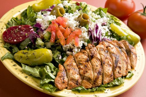 Cardio trek toronto personal trainer 12 steps of for Mediterranean cooking