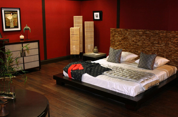 Best asian Bamboo Bed