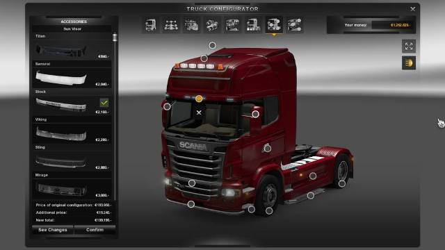 Download Euro Truck Simulator 2 PC Games Gameplay
